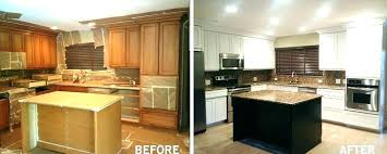 cost to resurface kitchen cabinets cost of refacing kitchen cabinets setbi club