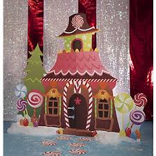 Home Decor House Parties Christmas Candyland Decorations And Ideas Candy House Standee