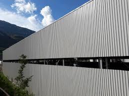 capannone in lamiera realizzazioni capannone industriale voltolini srl di rovereto