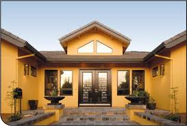 exterior house painting ideas yellow theme best exterior house