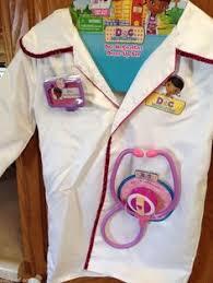 Disney Doc Mcstuffins Halloween Costume Disney Doc Mcstuffins Doctor U0027s Dress Halloween Costume Complete