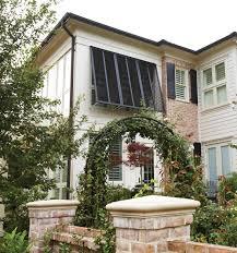 bermuda style exterior shutters