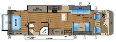 jayco travel trailers floor plans 2017 precept 35up floorplan http www jayco com products class a