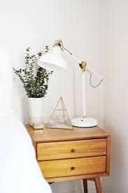 a simple way to brighten your bedroom for summer bedrooms
