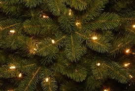 100 artificial douglas fir christmas tree unlit christmas