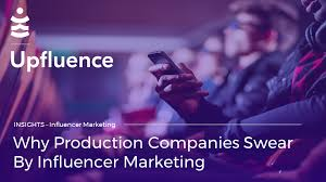 production companies why production companies swear by influencer marketing png