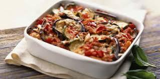 comment cuisiner des aubergines facilement tian d aubergines facile et pas cher recette sur cuisine actuelle
