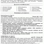 It Security Resume Examples by Resume Examples Templates It Resume Examples Resume Example It