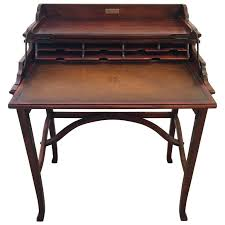 Campaign Style Desk Indoor Furniture Throughout Folding Writing Desk Portofinos Us