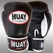 corde a sauter en cuir gants de boxe muay noirs en cuir velcro la paire muay aggbmun