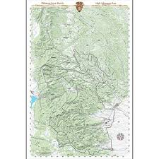 philmont scout ranch map philmont overall map