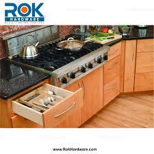 4wct 1 cut to size cutler drawer insert wood kitchen utensil