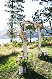 wedding arches on the 12 best wedding style birch images on birch tree