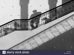 Sliding Down A Banister Banister Black And White Stock Photos U0026 Images Alamy