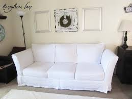 Living Room Leather Sofa Slipcover T Cushion Slipcovers Used