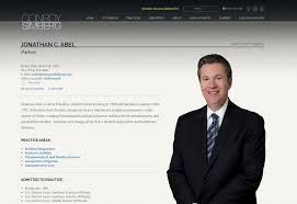 different types of biography photos for law firm websites