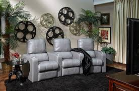 custom home theater furniture orders gallery