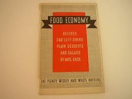 vintage gelatin recipe book food depression era ad 249078