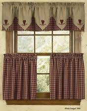 Cafe Tier Curtains Cafe Tier Curtains Ebay