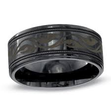 mens black titanium wedding rings adorable wedding rings men women collection