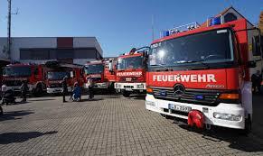 Feuerwehr Bad Kreuznach Landau Feuerwehr Feiert Tag Der Offenen Tür Metropolnews Info