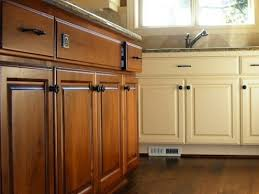 oak kitchen cabinet finishes how to restore cabinets bob vila s blogs