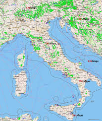 Map Of Genoa Italy by Tourist Map Of Italy Free Download For Smartphones Tablets And