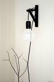 hanging light fixtures ikea diy pendant light fixture ikea shelf bracket open bulb why yes