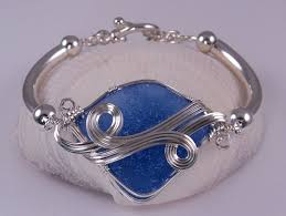 How To Make Jewelry From Sea Glass - 431 best crafts jewelry sea glass images on pinterest sea