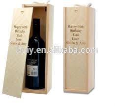 wine wedding gift personalised wine box wedding gift mr and mrs wine box chagne