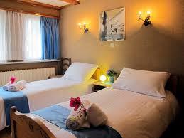 hotel restaurant avec dans la chambre chambre avec 2 lits picture of hotel restaurant l escale le
