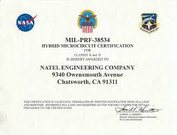 H Certification Letter Neo Tech Certifications U0026 Awards