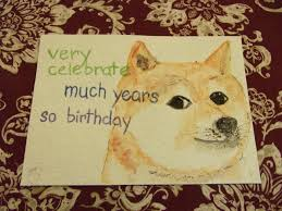 How To Make A Doge Meme - template doge meme template birthday card and get ideas how to