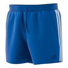 Modre by Obuv Blichár Pánske Modré šortky Adidas Bj8809