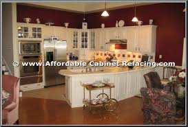 refacing kitchen cabinets ideas affordable cabinet refacing half the cost of cabinet