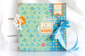 baby boy scrapbook album baby scrapbook album scrapbook album for baby boy custom
