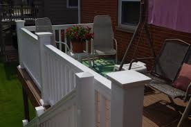 Decks With Roofs Pictures by Trex Deck Secure Construction Company Huntington Wv