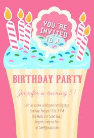 very special day free printable birthday invitation template