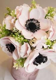 Wedding Flowers Denver Blush Colored Anemones Wedding Flower Bouquet Cloud 9 Denver