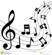 music notes background royalty free stock image image 30727206