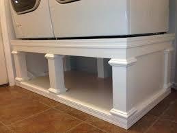 Lg Washer Pedestal White Washer And Dryer Pedestal U2013 Bcn4students Net