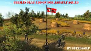 Video Game Flags German Flag Add On For Men Of War Assault Squad Addon Mod Db