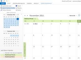 nextcloud offers caldav synchronizer for outlook users u2013 nextcloud
