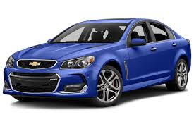 chevy vehicles 2016 2014 chevrolet ss overview cars com