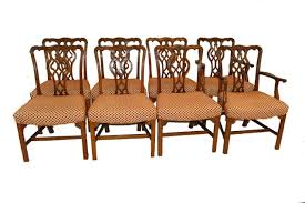 Baker Furniture Sofa 9 Piece Dining Room Set By Baker Furniture Historic Charleston