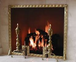 Custom Size Fireplace Screens by Custom Decorative Fireplace Screens Evanston Il Northshore