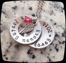 Baby Remembrance Gifts Loss Of Father Remembrance Gift Necklace I Used To Be His Angel