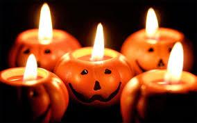 best halloween backgrounds pumpkin candles halloween desktop wallpapers