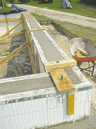some hard facts on icf house construction winnipeg free press homes