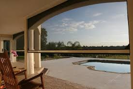 Roll Up Patio Blinds by Luxury Patio Shade Roll Up Also A Pair Of Foldable Chaise Lounge